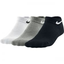 Nike Cotton Low-Cut 3er Pack Socken Junior SX4720-967