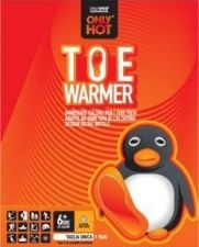Ogrzewacz do palców u stóp ONLY HOT Toe Warmer BOX 40 szt.