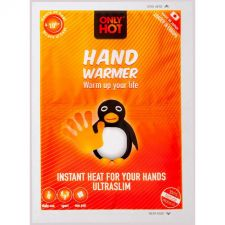 Ogrzewacz do rąk ONLY HOT Hand Warmer BOX 40 szt