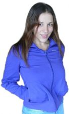 Bluza REEBOK SP CTN JKT TEAM PURPLE K10358